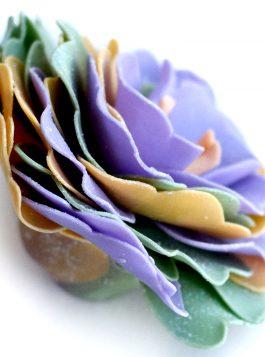 King Cake Flower