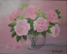 Mama Hazel's Painting