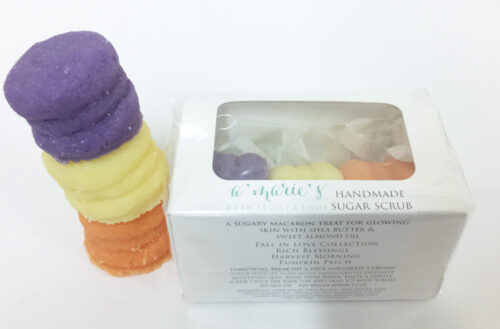 Fall in Love Scrub collection - A'marie's Bath Flowers