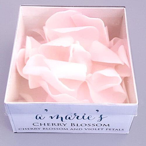 Cherry Blossom Tea Rose in Box