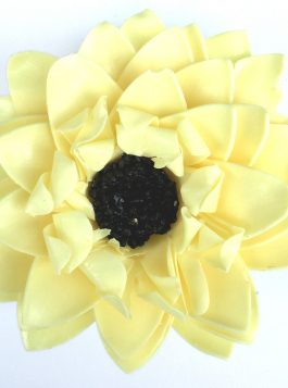 Harvest Morning Petal Soap Flower