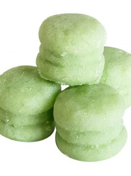 Mint To Be Macaron Sugar Scrub