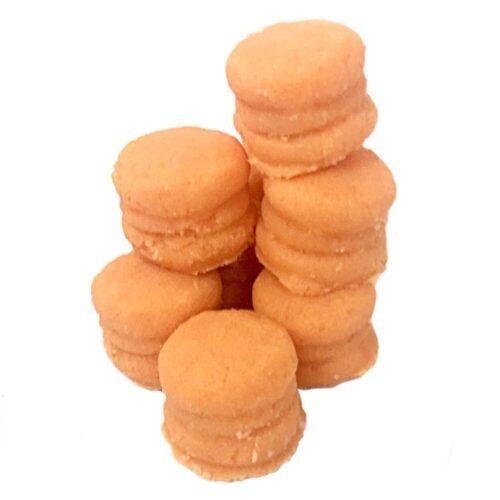 Pumpkin Patch Macaron Sugar Scrub