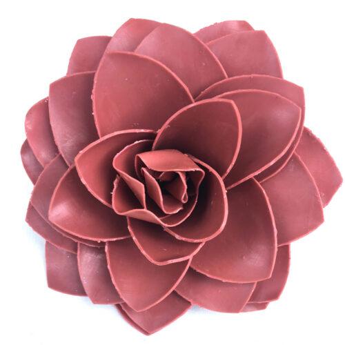 Raspberry Rendezvous Petal Soap Flower