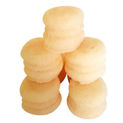Vanilla Bean Macaron Sugar Scrub