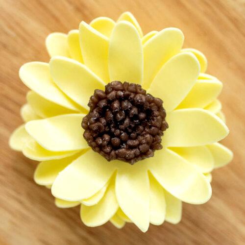 Harvest Morning Petite Soap Flower